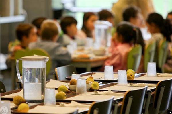 Refei es escolares asseguradas a alunos carenciados do for Propuesta para una cantina escolar